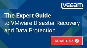 VMware Disaster Recovery and Data Protection