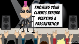 Knowing Your Clients