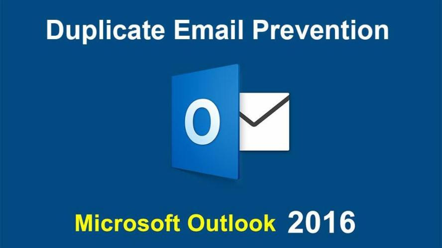 How to Stop Repeating Email Issue with Microsoft Outlook 2016?