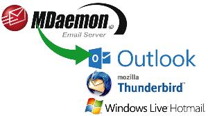 MDaemon Migration