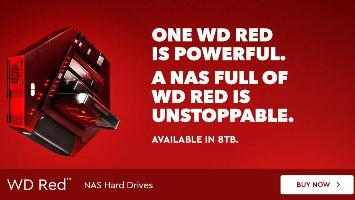 Network it in WD Red