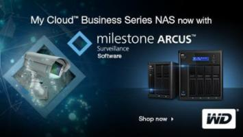 Free camera licenses with purchase of My Cloud NAS