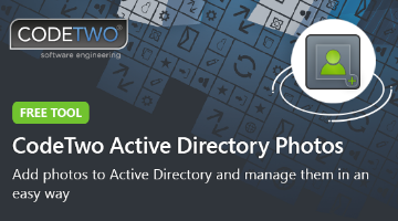 Manage Active Directory photos in bulk - free tool