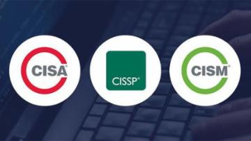 IT Security CISA, CISSP & CISM Certification