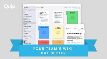 How your wiki can always stay up-to-date
