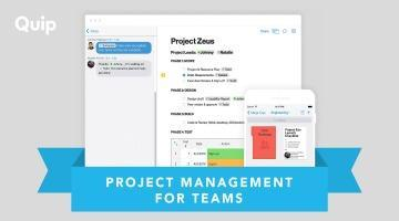 How to run any project with ease