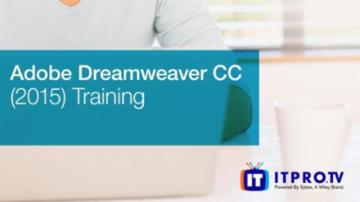 Training Course: Adobe Dreamweaver CC 2015
