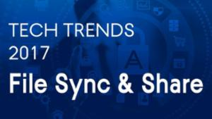 Acronis file sync trends