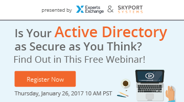 Is Your Active Directory as Secure as You Think?