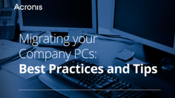Migrating Your Company's PCs