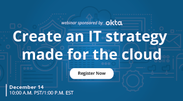 [Webinar] Cloud and Mobile-First Strategy