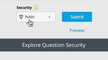 Upgrade your Question Security!