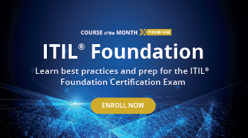 Prep for the ITIL® Foundation Certification Exam