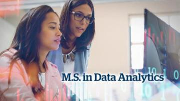Become a Leader in Data Analytics