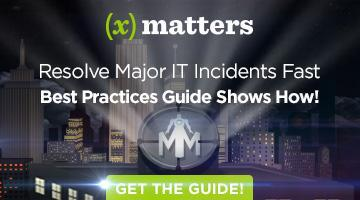Resolve Critical IT Incidents Fast