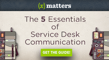MIM Survival Guide for Service Desk Managers