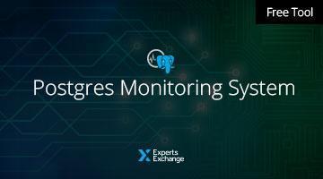 Free Tool: Postgres Monitoring System