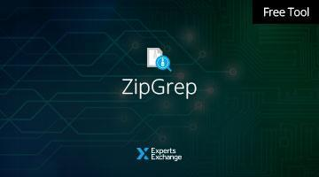 Free Tool: ZipGrep