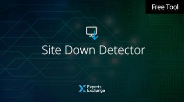 Free Tool: Site Down Detector