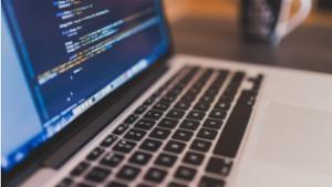 computer code editor