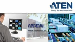 ATEN / Arrow Electronics Case Study