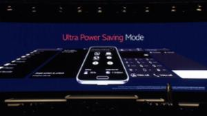 Ultra Power Saving Mode