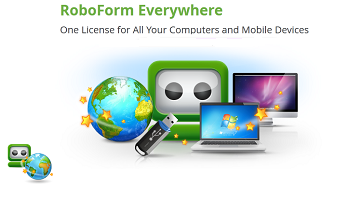 RoboForm Secure Password Management System