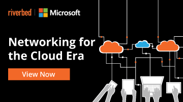 On Demand Webinar: Networking for the Cloud Era