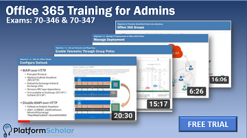 Office 365 Training for Admins