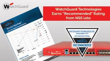 Is your NGFW recommended by NSS Labs?