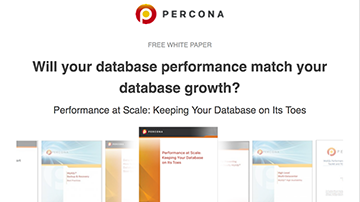 Will your db performance match your db growth?