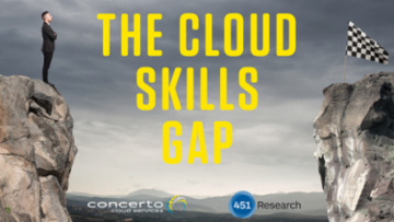 [Live Webinar] The Cloud Skills Gap