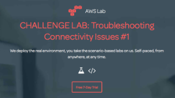 CHALLENGE LAB: Troubleshooting Connectivity Issues