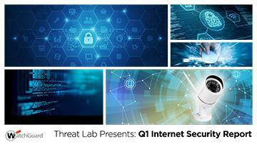 What, When and Where - Security Threats from Q1
