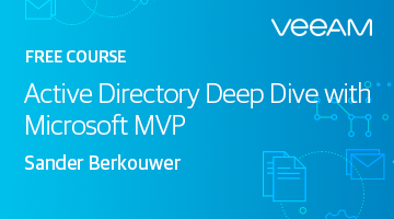Free learning courses: Active Directory Deep Dive