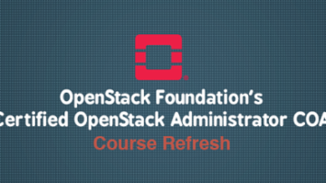 Certified OpenStack Administrator Course