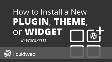 WordPress Tutorial 3: Plugins, Themes, and Widgets