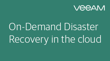 Veeam Disaster Recovery in Microsoft Azure