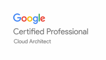 Google Certified Professional - Cloud Architect