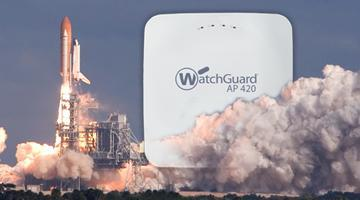 Introducing the WatchGuard 420 Access Point
