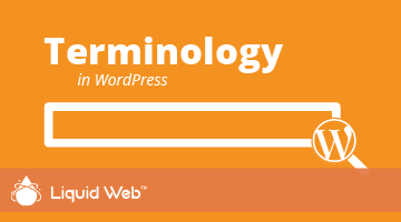WordPress Tutorial 2: Terminology