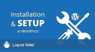 WordPress Tutorial 1: Installation & Setup