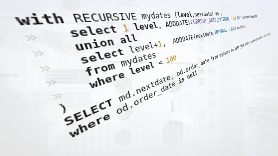 Power of the Recursive SQL arrives in MySQL and MariaDB