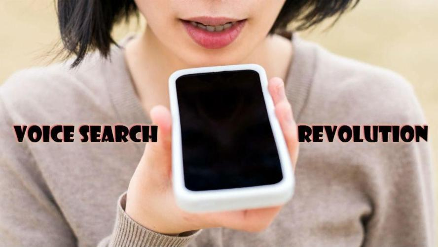 Instead Of Overreacting, Be Calm with the Voice Search Revolution
