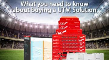 Evaluating UTMs? Here's what you need to know!