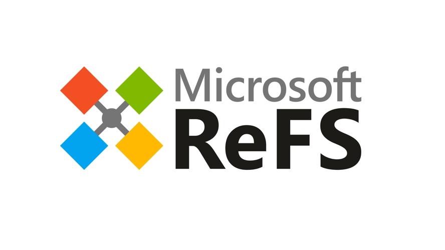 Create ReFS Volume From Windows 10 Pro