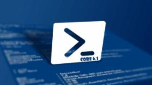 Windows PowerShell Core 6.1
