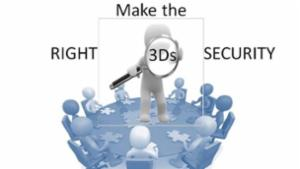 3D - The RIGHT Security