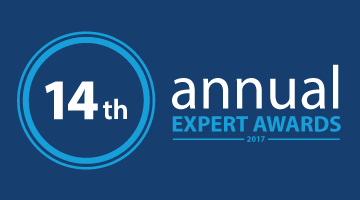The 14th Annual Expert Award Winners