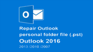 Repair Corrupt Outlook PST file